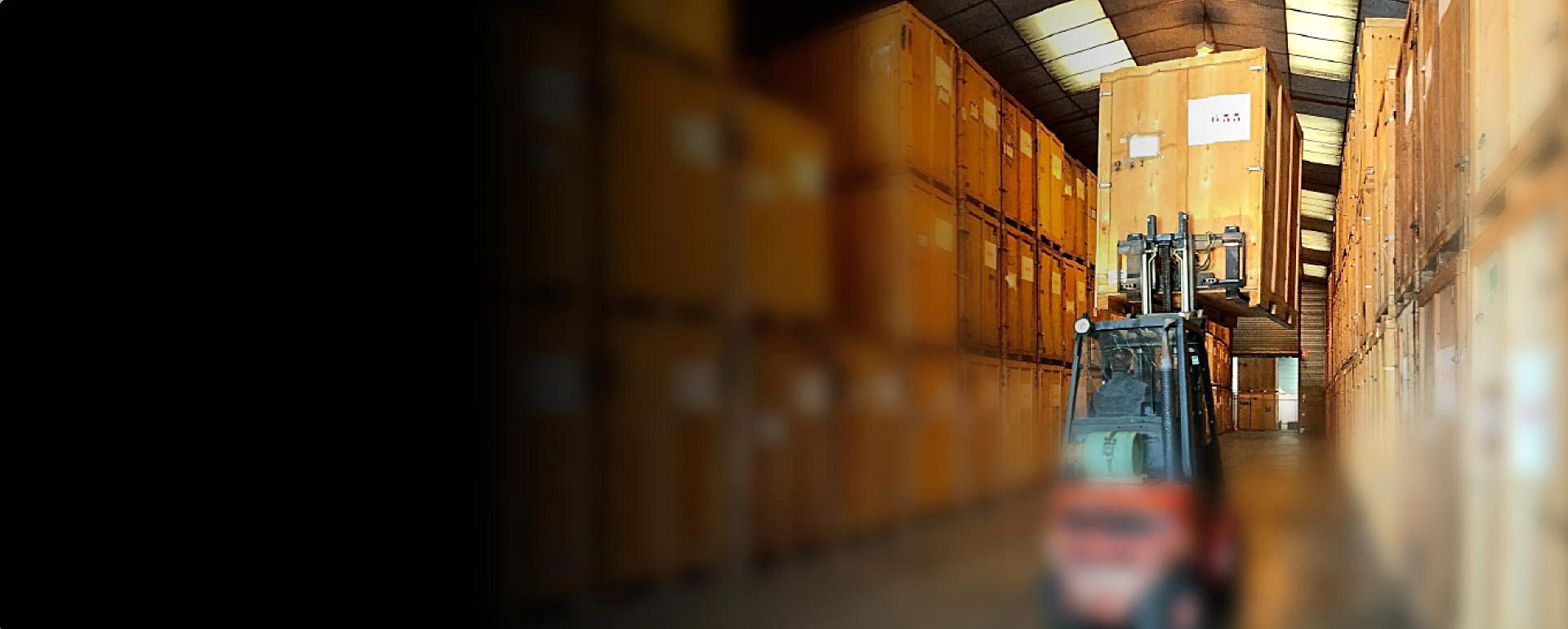 Garde-meubles à Grenoble dans des entrepôts sains et sécurisés